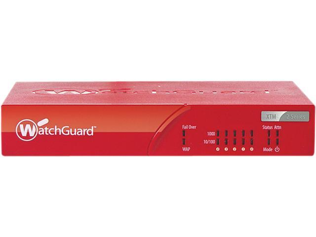Trade Up to WatchGuard XTM 26 and 1-yr LiveSecurity - WG026051
