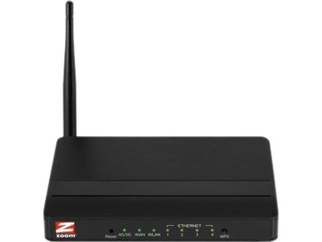 Zoom 4504-00-00 Wireless-N Router