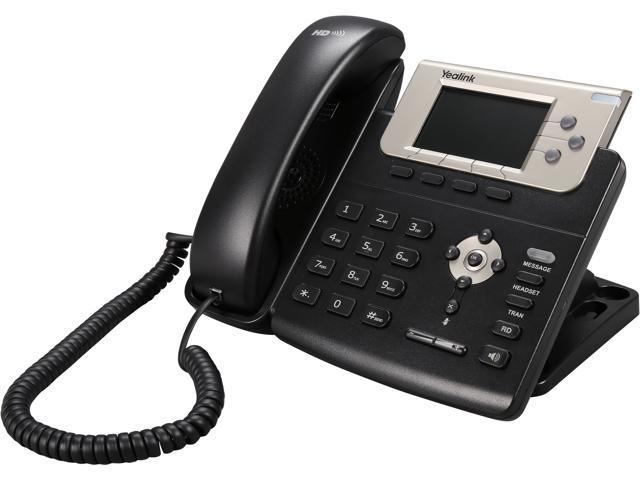 Yealink SIP-T32G Gigabit Color IP Phone