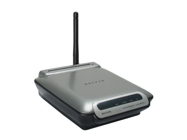BELKIN F5D7132 Wireless G Universal Range Extender
