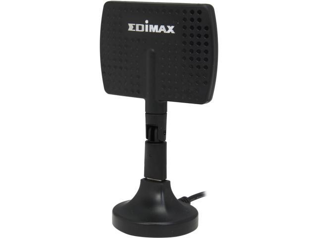 EDIMAX EW-7811DAC AC600 Dual-band USB 2.0 Wireless Adapter with Directional High Gain Antenna and a Free USB Extension Cradle for Longer Distances, Higher Performance Connections