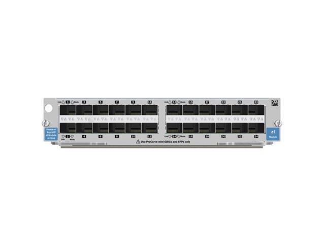 HP J8706A ProCurve Switch 5400zl 24p Mini-GBIC Module