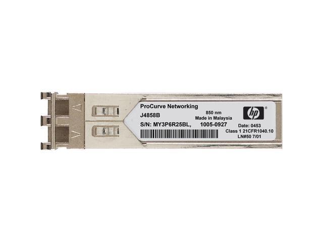 HP J4858C ProCurve Gigabit-SX-LC Mini-GBIC