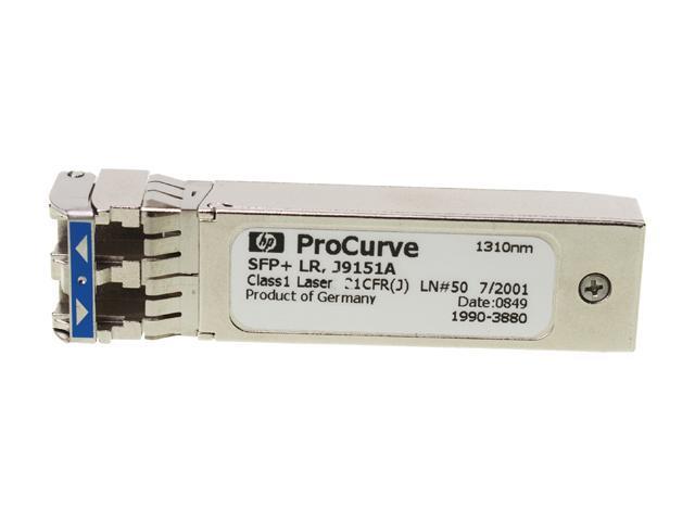 HP J9151A X132 10G SFP+ LC LR Transceiver