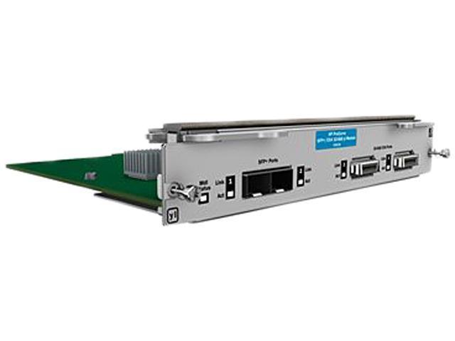 HP J9312A 10GbE 2-port SFP+ / 2-port CX4 yl Module