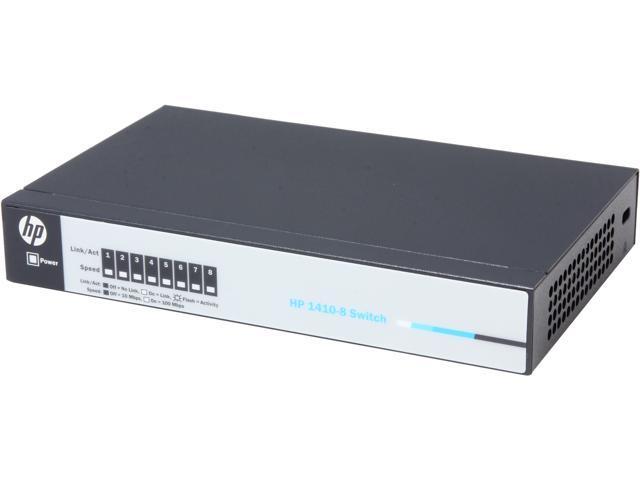 HP J9661A#ABA (1410-8) Switch