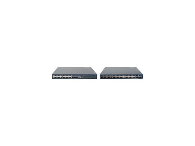 HP 5120 EI JG237A#ABA 5120-48G-PoE+ EI Switch