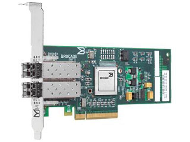 HP AP770B 8Gbps PCI-Express 82B Dual Channel Fibre Channel Host Bus Adapter