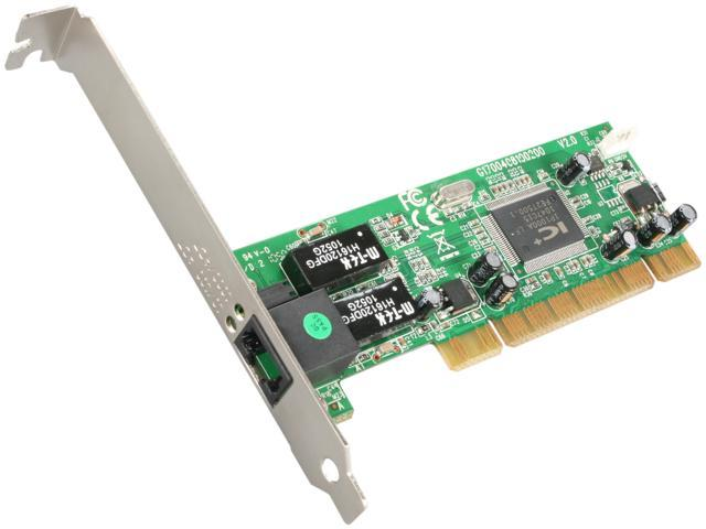 ASUS NX1101 10/ 100/ 1000Mbps PCI 2.2 Gigabit Network Adapter