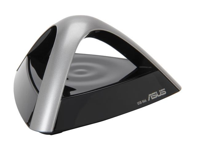 ASUS USB-N66 USB 2.0 Dual-band Wireless-N900 Adapter