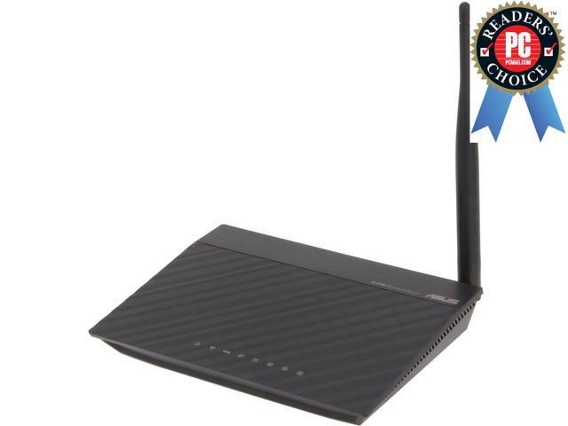 ASUS RT-N10P Wireless N150 Router IEEE 802.3/3u, IEEE 802.11b/g/n