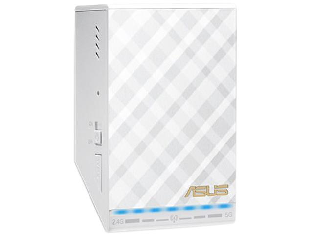 ASUS RP-AC52/CA Dual-Band Wireless-AC750 Range Extender / Access Point