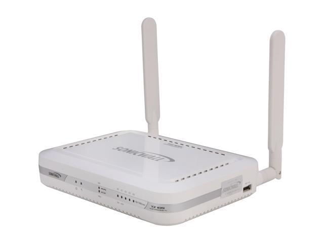 SONICWALL 01-SSC-4908 TZ 105 Wireless-N TotalSecure 1-year