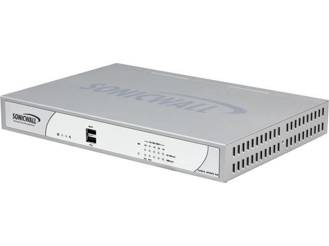 SONICWALL 01-SSC-9735 NSA 250M High Availability Firewall Appliance