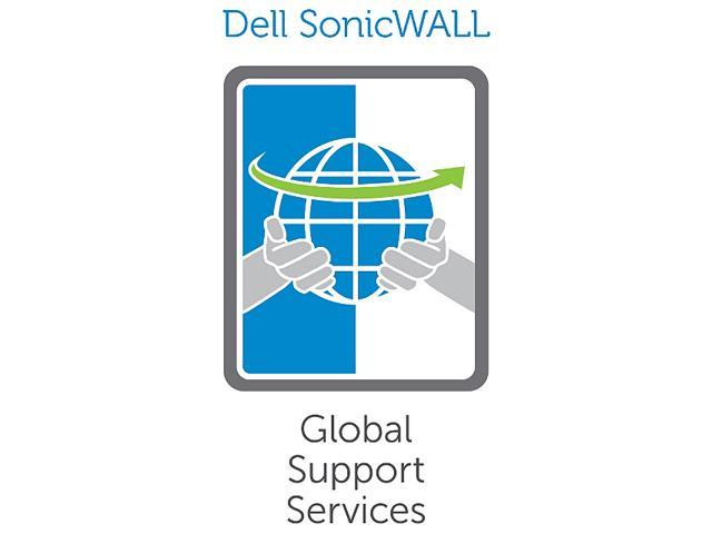 Dell SonicWALL Dynamic Support 24X7 - extended service agreement - 2 years