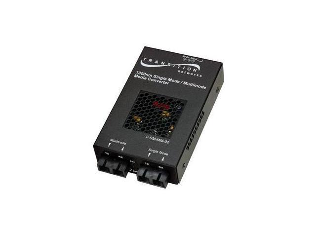 TRANSITION F-SM-MM-02-NA Networks Fast Ethernet or ATM/SONET Transceiver