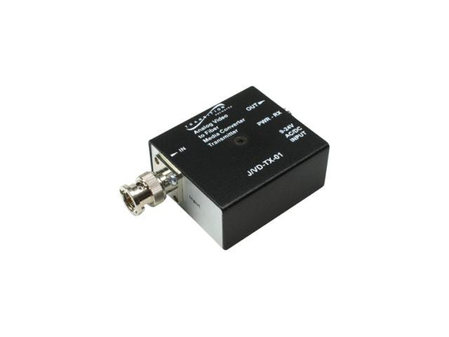 TRANSITION J/VD-TX-01-NA Stand-Alone Analog CCTV Video Transmitter - video extender