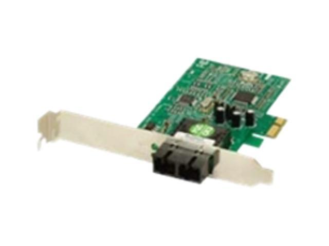 Transition Networks N-GXE-LC-01 1000Mbps PCI-Express Fiber Gigabit Ethernet Network Interface Card