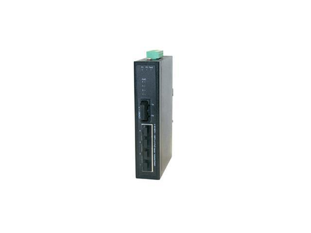 Transition Networks SISTP1013-141-LRT Industrial Power-over-Ethernet Switch
