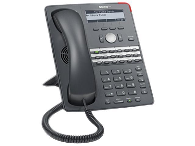 snom SNO-720 720 IP Phone - Pure Functionality