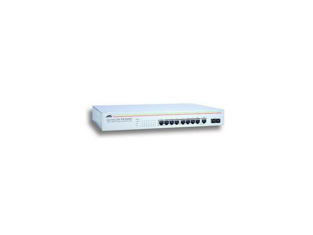 Allied Telesis AT-FS709FC-10 Unmanaged Switch