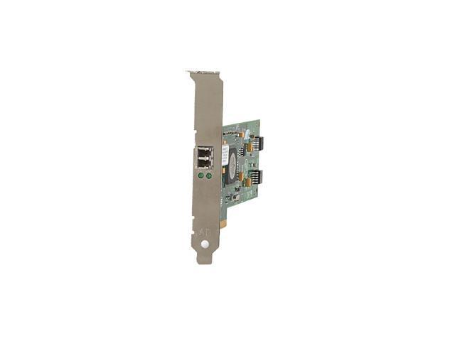 Allied Telesis AT-2972SX-901 1000Base-SX PCI Express x1 Gigabit Interface Card