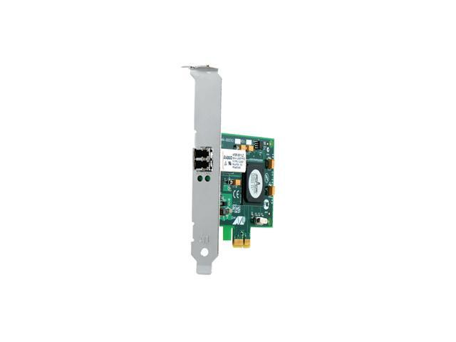 Allied Telesis AT-2972LX10/LC-901 1000Mbps PCI Express x1 Fiber Optic Card