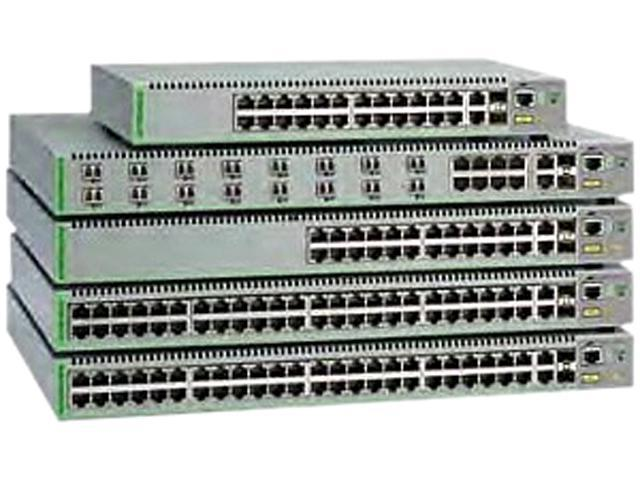 Allied Telesis AT-FS970M/16F8-LC Ethernet Switch