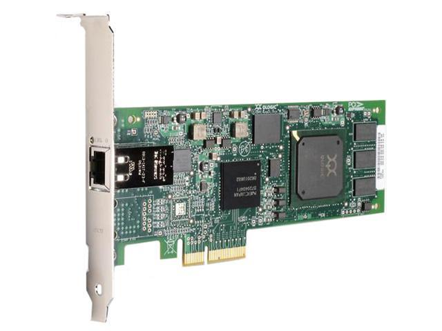 QLogic QLE4060C-CK 1000Mbps PCI-Express Single Port Fibre Channel Host Bus Adapter