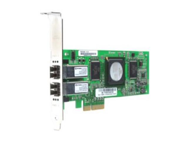 QLogic QLE2462-E-SP 4Gbps PCI-Express Dual Port Fiber Channel Host Bus Adapter
