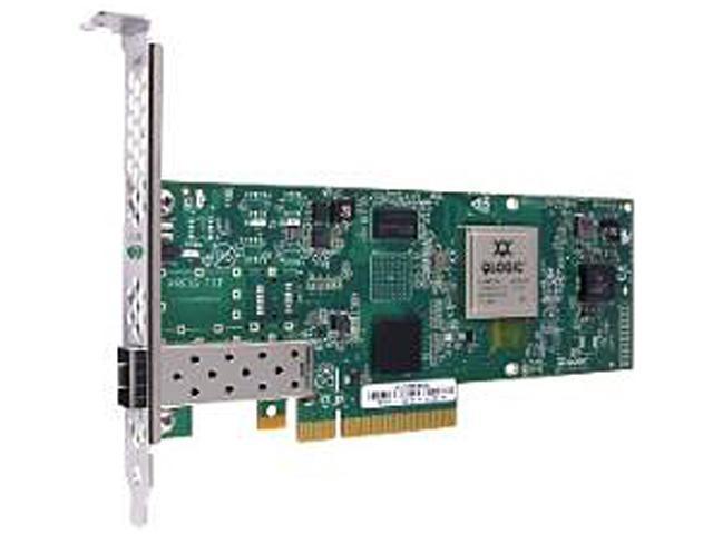 QLogic QLE8240-CU-CK Fiber Optic Card