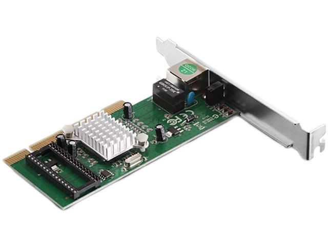 Netis AD1102 Gigabit Ethernet PCI Adapter, 10/100/1000 Mbps