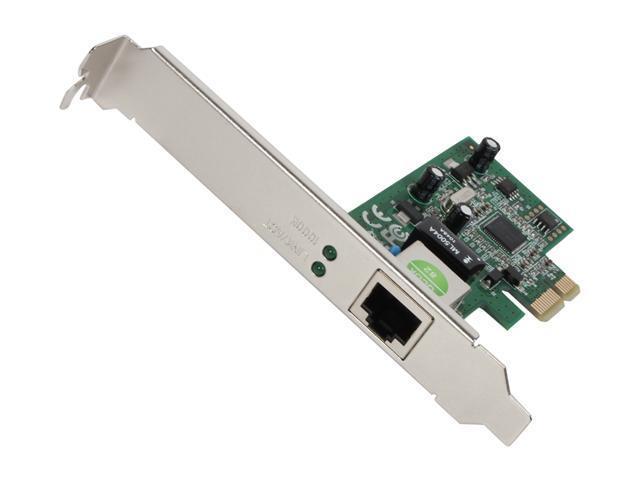 Netis AD1103 Gigabit Ethernet PCI-E Adapter, 10/100/1000 Mbps