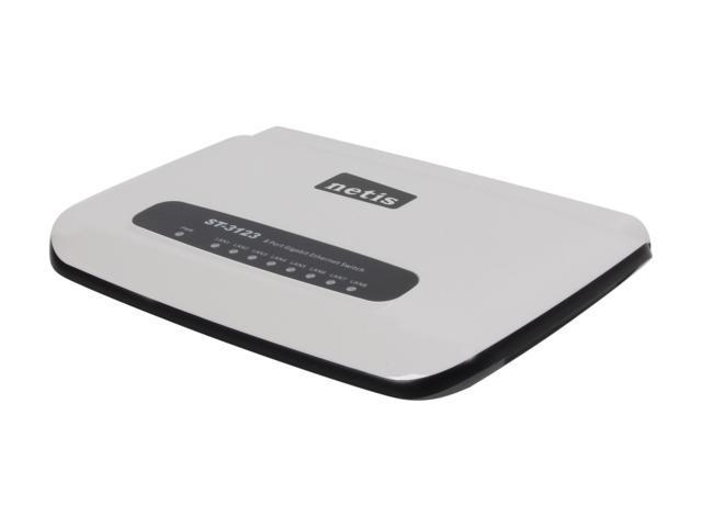 NETIS ST-3123 8-Port Giga Ethernet Switch