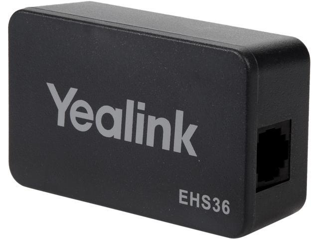 Yealink EHS36 IP Phone Wireless Headset Adapter