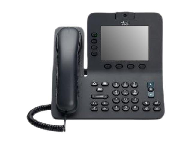 Cisco CP-8945-BE-K9= Unified 8945 Video IP Phone