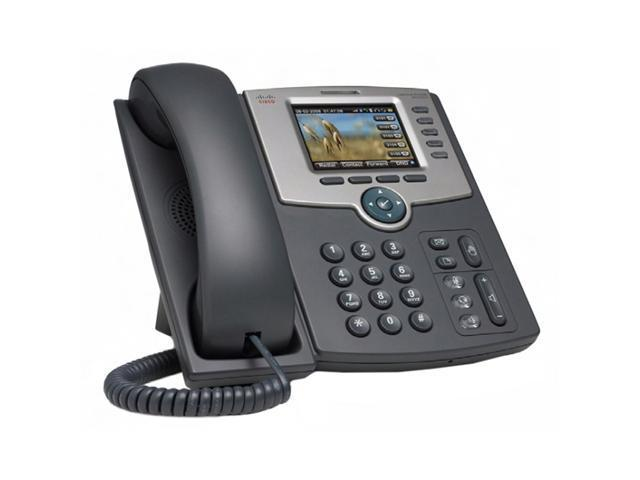 Cisco SPA 525G2-RC IP Phone - Wireless - Desktop