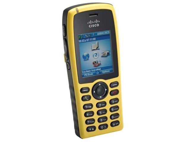 Cisco 7925G-EX IP Phone - Wireless