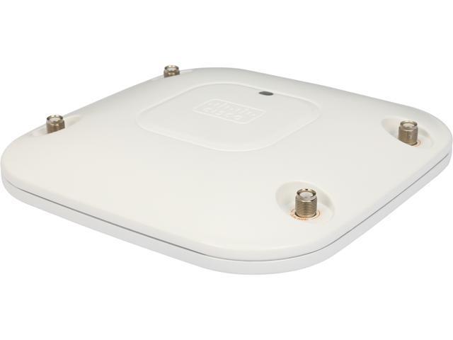 CISCO 2600 Series AIR-SAP2602E-A-K9 Aironet  IEEE 802.11n 450 Mbps Wireless Access Point