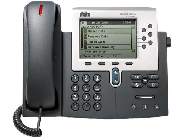 Cisco CP-7960G Unified IP Phone (Grade -A)