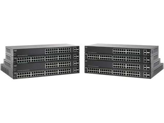 Cisco SF220-24 24-Port 10/100 Smart Plus Switch