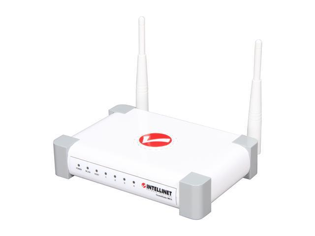 Intellinet 524827 GuestGate MK II Wireless N300 HotSpot Gateway