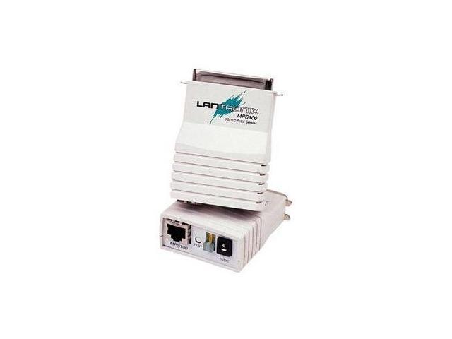 Lantronix MPS100-11 Print Server