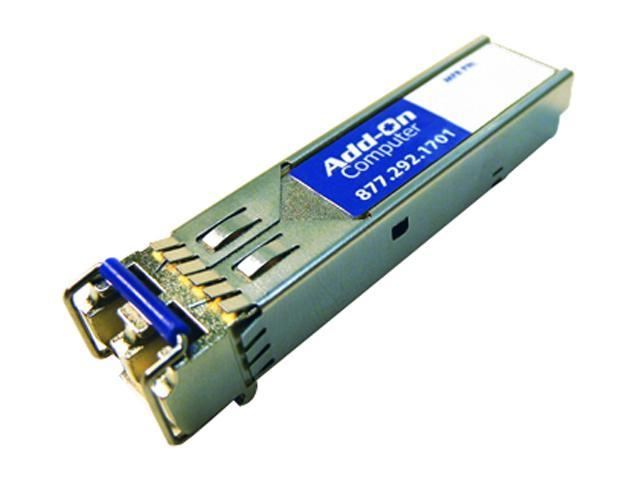 AddOn HP J4859C Compatible 1000Base-LX SFP Transceiver (SMF, 1310nm, 10km, LC)
