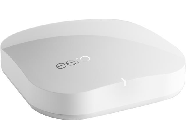 eero Home WiFi System (Single Pack) - Complete WiFi Range Extender and Wireless Router Replacement System, Gigabit Speed, WPA2 Encryption