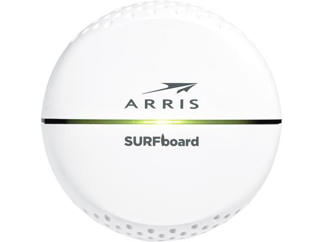 ARRIS SURFboard SBX-AC1200P Wireless AC1200 Hotspot G.hn Extender with RipCurrent
