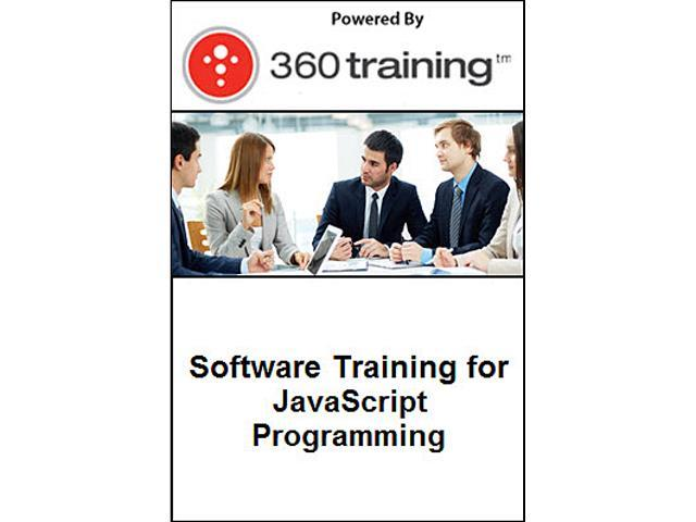 Software Training for JavaScript Programming - Self Paced Online Course