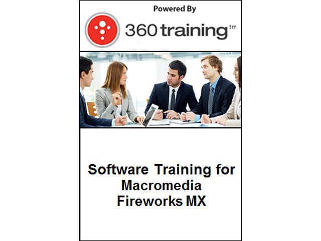 Software Training for Macromedia Fireworks MX - Self Paced Online Course