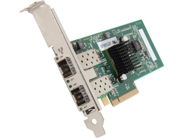 Solarflare SFN5122F PCI-Express x8 Dual-Port Enterprise Server Adapter