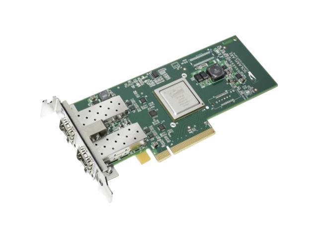Solarflare SFN5162F Dual Port 10GbE SFP+ Server Adapter